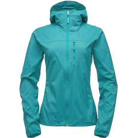Black Diamond Alpine Start Hoody Women evergreen
